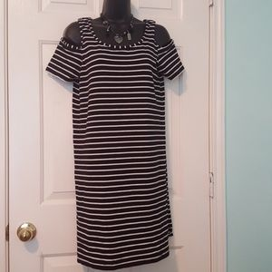August Silk dress